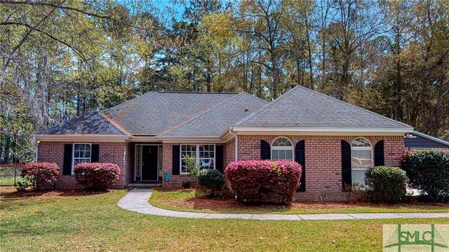 47 Sandpiper Road, Midway, GA 31320 (MLS #245036) :: The Sheila Doney Team