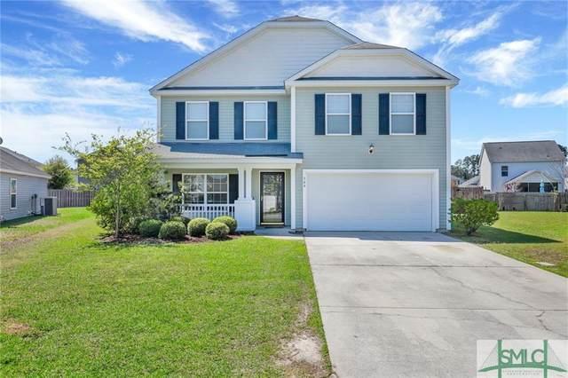 344 Winchester Drive, Pooler, GA 31322 (MLS #245041) :: Savannah Real Estate Experts