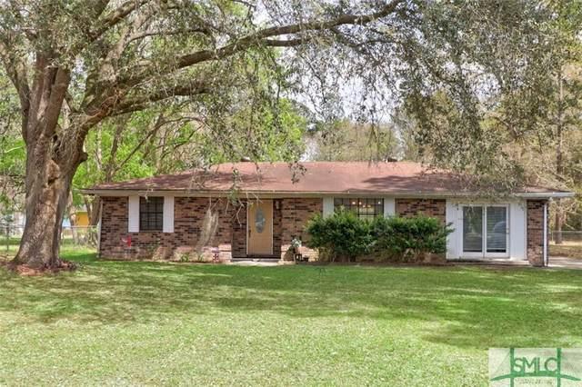 228 W Deerfield Road, Bloomingdale, GA 31302 (MLS #245048) :: Coldwell Banker Access Realty