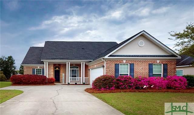 409 Stonebridge Circle, Savannah, GA 31419 (MLS #245054) :: Savannah Real Estate Experts