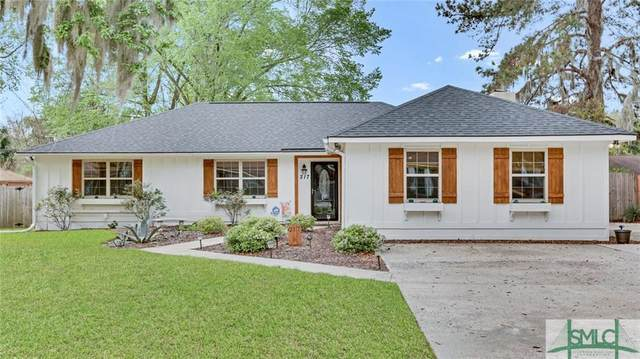217 Sunderland Drive, Savannah, GA 31406 (MLS #245056) :: Luxe Real Estate Services
