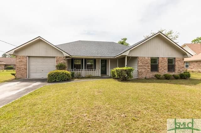 35 Woody Court, Hinesville, GA 31313 (MLS #245059) :: The Hilliard Group