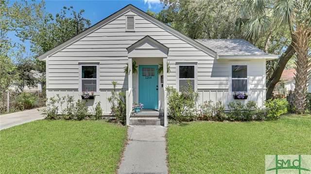 1214 Seiler Avenue, Savannah, GA 31404 (MLS #245060) :: Keller Williams Coastal Area Partners