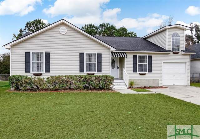 26 Leeward Drive, Savannah, GA 31419 (MLS #245063) :: The Sheila Doney Team