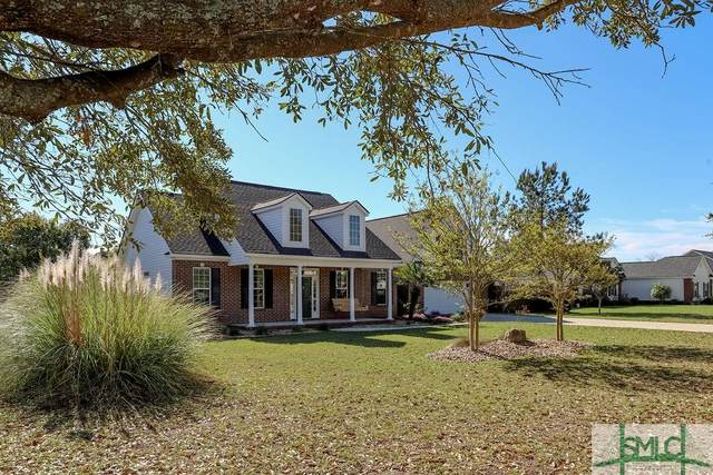 1511 Tara Boulevard, Brooklet, GA 30415 (MLS #245073) :: RE/MAX All American Realty