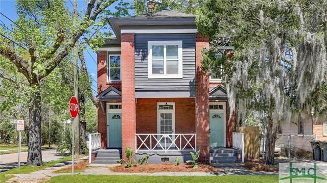 902 E Bolton Street, Savannah, GA 31401 (MLS #245078) :: Keller Williams Coastal Area Partners