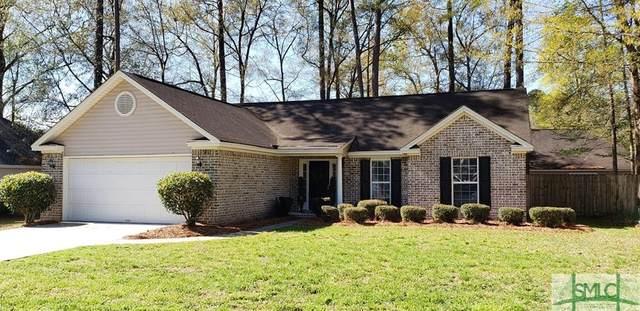 210 Brookstone Court, Rincon, GA 31326 (MLS #245081) :: Savannah Real Estate Experts