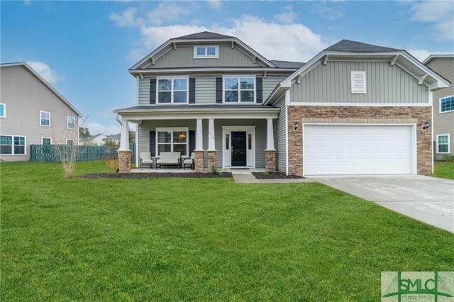 4128 Garden Hills Loop, Richmond Hill, GA 31324 (MLS #245082) :: Savannah Real Estate Experts
