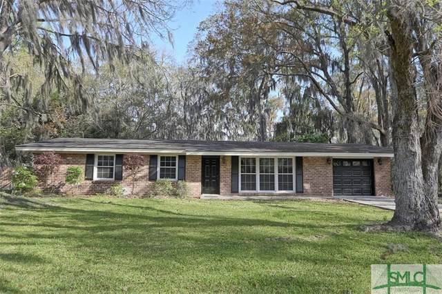 312 Briarcliff Circle, Savannah, GA 31419 (MLS #245083) :: RE/MAX All American Realty