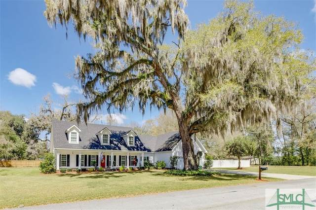 100 Cameron Oaks Drive, Guyton, GA 31312 (MLS #245089) :: RE/MAX All American Realty