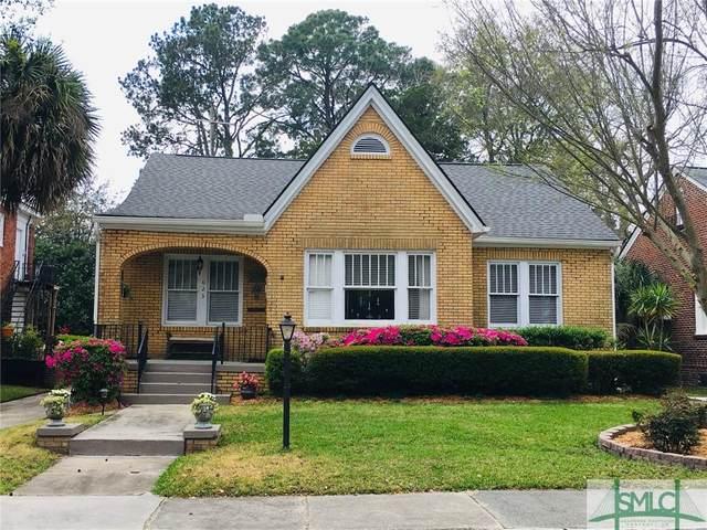 623 E 49Th Street, Savannah, GA 31405 (MLS #245095) :: Team Kristin Brown | Keller Williams Coastal Area Partners