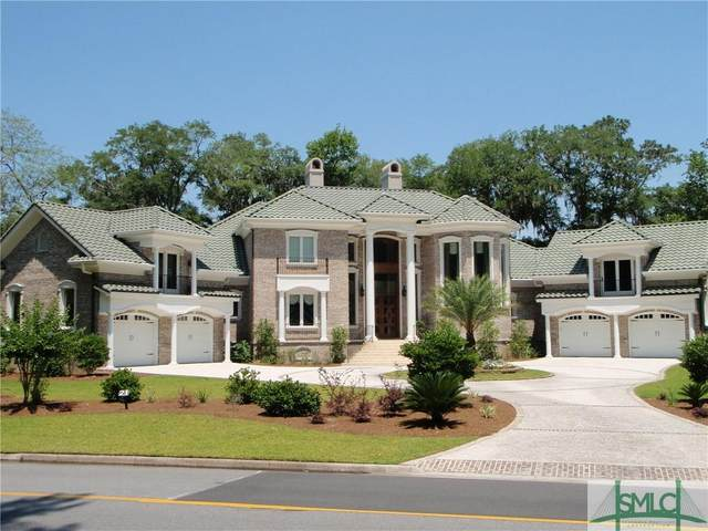 21 Shellwind Drive, Savannah, GA 31411 (MLS #245110) :: Luxe Real Estate Services