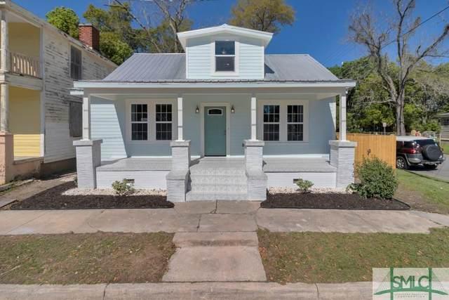 1603 Vine Street, Savannah, GA 31401 (MLS #245114) :: Keller Williams Realty-CAP