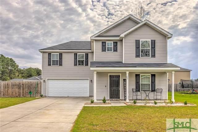 20 Farrington Circle, Guyton, GA 31312 (MLS #245119) :: The Arlow Real Estate Group