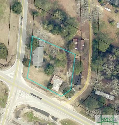 6063 Effingham Highway, Newington, GA 30446 (MLS #245125) :: Keller Williams Coastal Area Partners