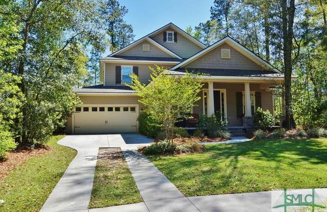 45 Cherry Tree Court, Richmond Hill, GA 31324 (MLS #245136) :: Keller Williams Realty-CAP