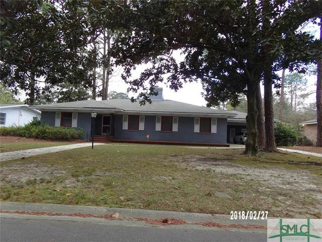 4729 Oakview Drive, Savannah, GA 31405 (MLS #245156) :: Heather Murphy Real Estate Group