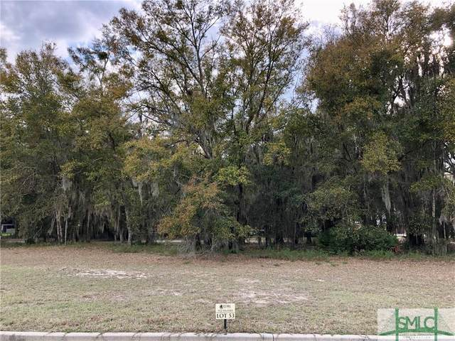 Lot 53 Salt Marsh Drive, Midway, GA 31320 (MLS #245160) :: Keller Williams Coastal Area Partners