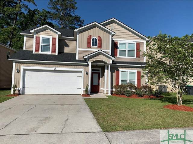 12 Chapel Lake N, Savannah, GA 31405 (MLS #245164) :: The Sheila Doney Team