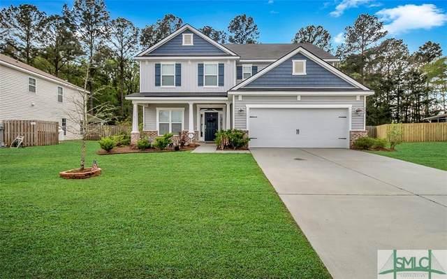 202 Willow Point Circle, Savannah, GA 31407 (MLS #245179) :: Bocook Realty