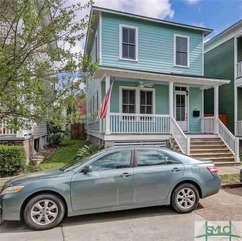 418 E 31st Street, Savannah, GA 31401 (MLS #245202) :: Heather Murphy Real Estate Group