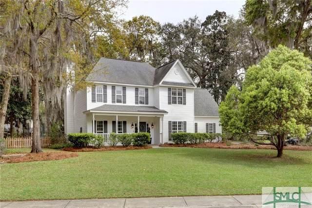 120 Farringdon Circle, Savannah, GA 31410 (MLS #245206) :: RE/MAX All American Realty