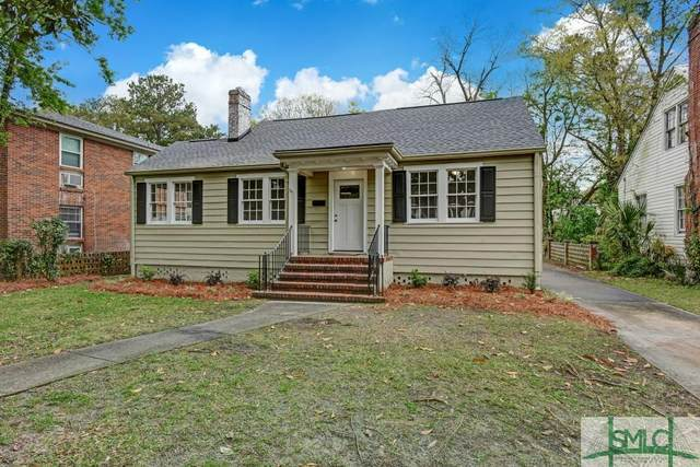 126 E 55th Street, Savannah, GA 31405 (MLS #245216) :: Keller Williams Coastal Area Partners