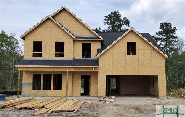 3948 Castleoak Drive, Richmond Hill, GA 31324 (MLS #245230) :: The Arlow Real Estate Group