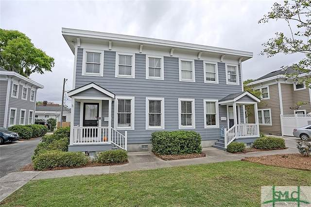 110 W 31st Lane, Savannah, GA 31401 (MLS #245232) :: Keller Williams Coastal Area Partners