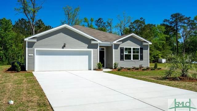 91 Wedge Circle, Richmond Hill, GA 31324 (MLS #245247) :: Bocook Realty