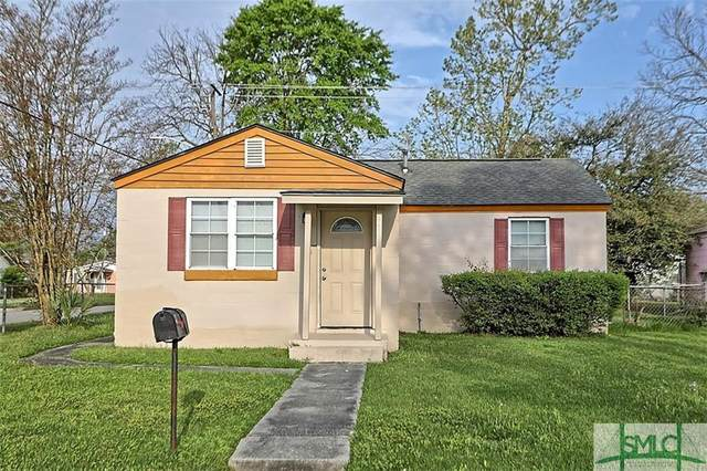 821 Cubbedge Street, Savannah, GA 31415 (MLS #245251) :: Keller Williams Coastal Area Partners