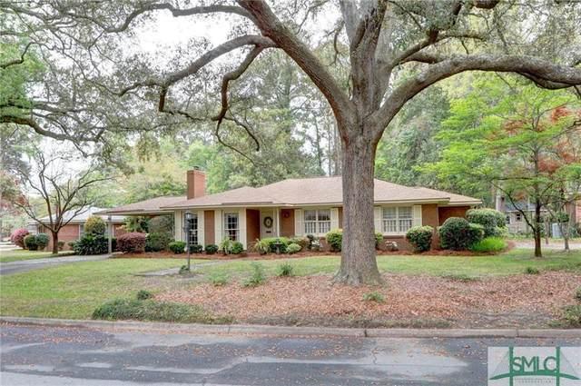 334 Kensington Drive, Savannah, GA 31405 (MLS #245259) :: Keller Williams Coastal Area Partners