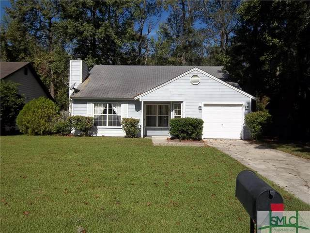 110 W White Hawthorne Drive, Savannah, GA 31419 (MLS #245260) :: Savannah Real Estate Experts