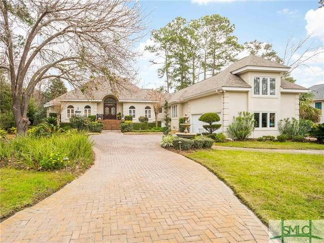 3 Oak Glade Court, Savannah, GA 31411 (MLS #245263) :: Bocook Realty