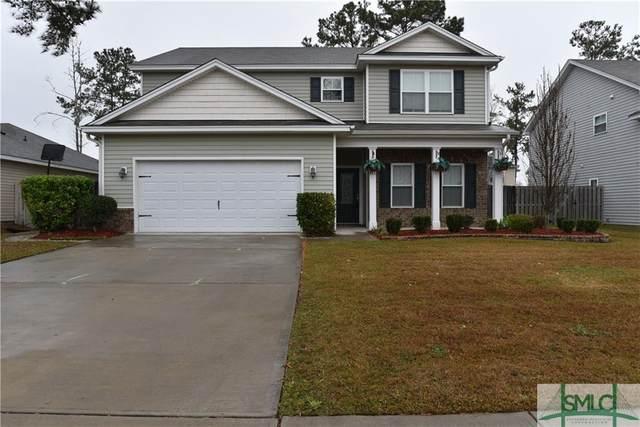 111 Hawkley Avenue, Savannah, GA 31405 (MLS #245264) :: The Arlow Real Estate Group