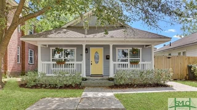909 E Park Avenue, Savannah, GA 31401 (MLS #245273) :: Keller Williams Realty-CAP