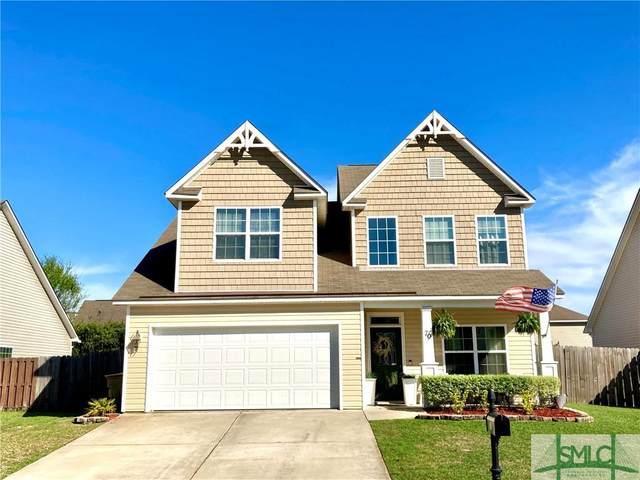 70 Chestnut Oak Drive, Richmond Hill, GA 31324 (MLS #245277) :: Savannah Real Estate Experts