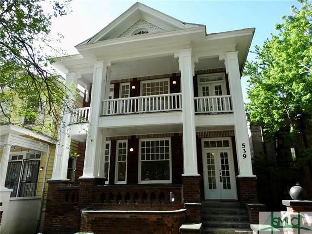 539 E Henry Street, Savannah, GA 31401 (MLS #245287) :: Keller Williams Realty-CAP