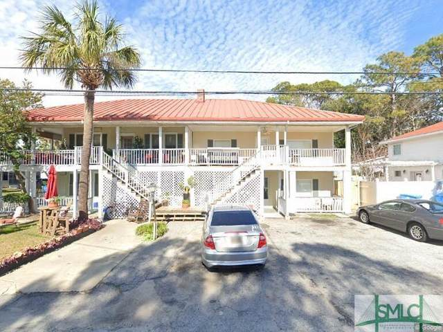 204 14th Street, Tybee Island, GA 31328 (MLS #245302) :: Keller Williams Realty-CAP