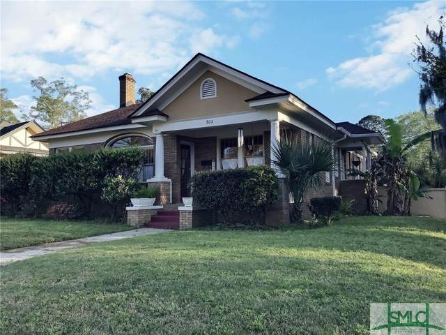 301 E 51st Street, Savannah, GA 31405 (MLS #245307) :: Keller Williams Coastal Area Partners