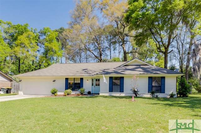 4 S Nicholson Circle, Savannah, GA 31419 (MLS #245317) :: RE/MAX All American Realty