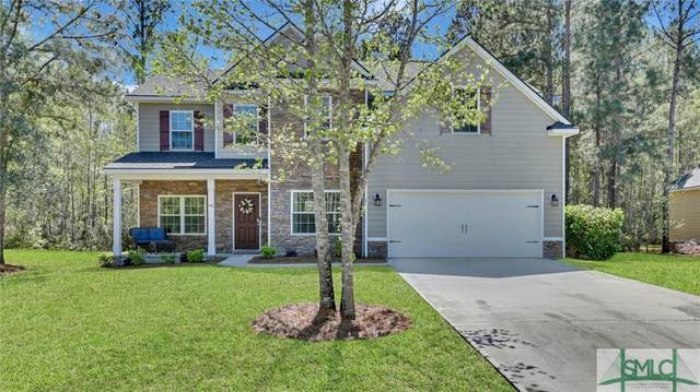 460 Dalcross Drive, Richmond Hill, GA 31324 (MLS #245319) :: Keller Williams Coastal Area Partners