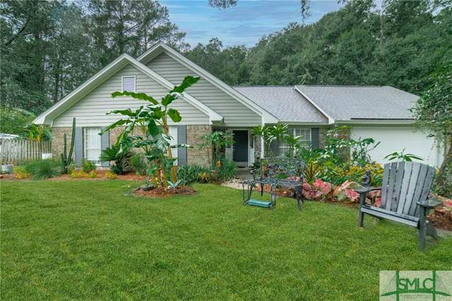 497 Miner Drive, Richmond Hill, GA 31324 (MLS #245323) :: The Arlow Real Estate Group