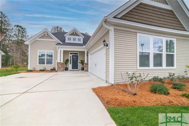 2774 Castleoak Drive, Richmond Hill, GA 31324 (MLS #245325) :: Savannah Real Estate Experts