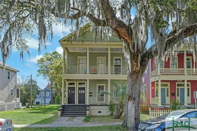 1722/1724 Barnard Street, Savannah, GA 31401 (MLS #245332) :: Keller Williams Coastal Area Partners