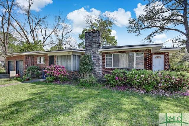 3302 Stevens Street, Savannah, GA 31405 (MLS #245333) :: Keller Williams Coastal Area Partners