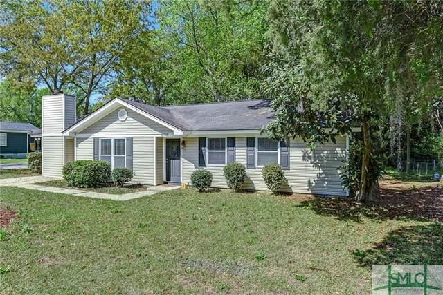 4709 Spring Hill Road, Savannah, GA 31404 (MLS #245337) :: Bocook Realty