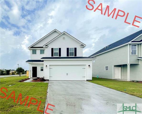 737 Fairview Circle, Hinesville, GA 31313 (MLS #245340) :: Keller Williams Coastal Area Partners