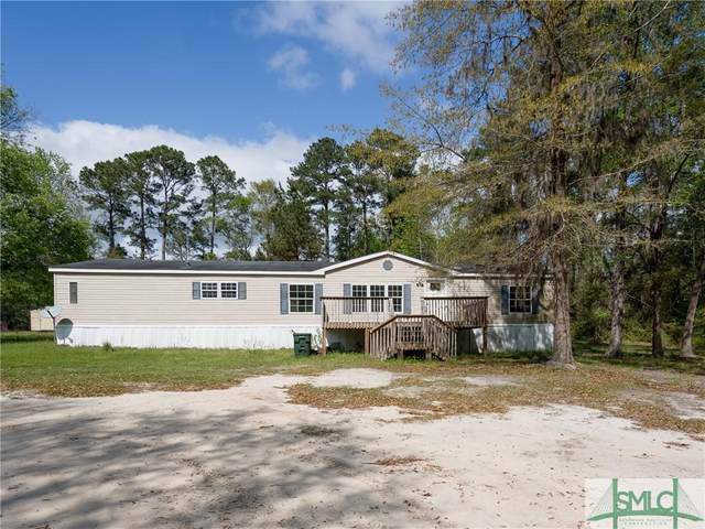830 N Macon Street, Ludowici, GA 31316 (MLS #245341) :: Luxe Real Estate Services