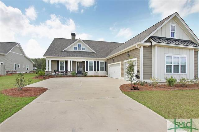 113 Bramswell Road, Pooler, GA 31322 (MLS #245342) :: The Sheila Doney Team